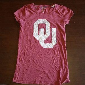VS Pink OU Alumni tshirt